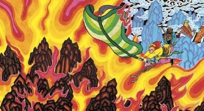 孙悟空三借芭蕉扇50_孙悟空三借芭蕉扇的故事-中国神话故事-故事大全网